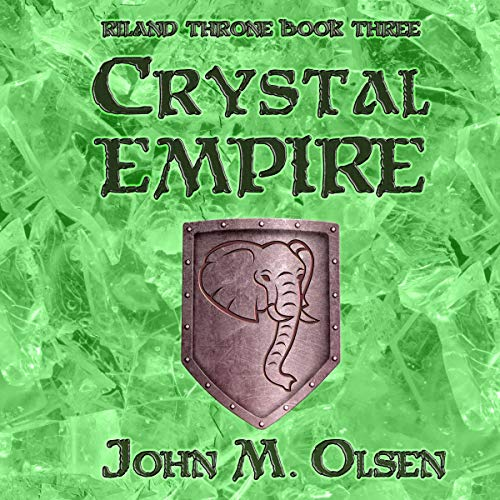 Crystal Empire Audiobook By John Olsen cover art