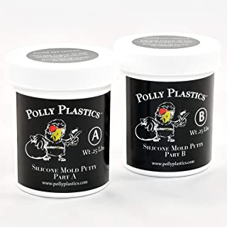 make a mould silicone putty