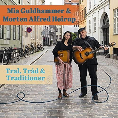 Morten Alfred Høirup & Mia Guldhammer