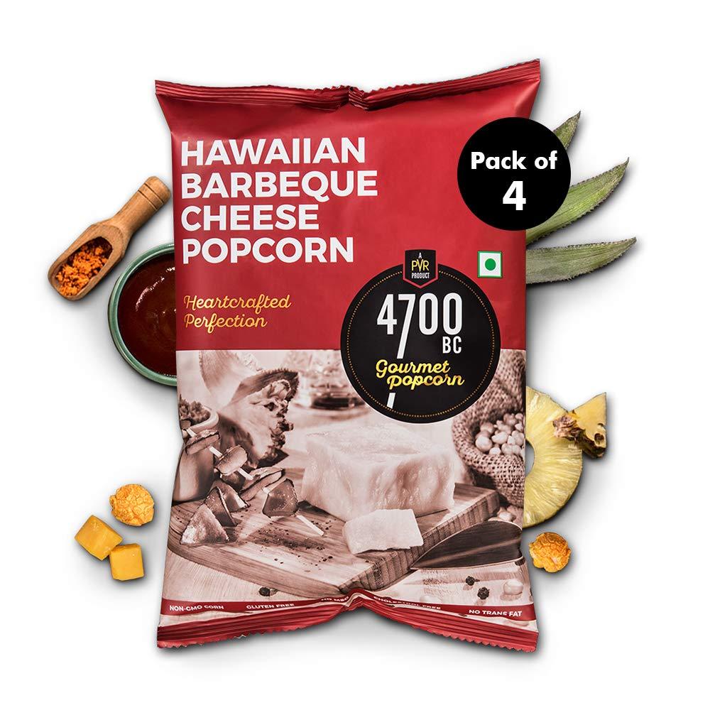 4700BC Gourmet Popcorn Hawaiian Max 65% OFF BBQ Cheese Pouch 4.9 Pa 4 Cheap mail order shopping Oz