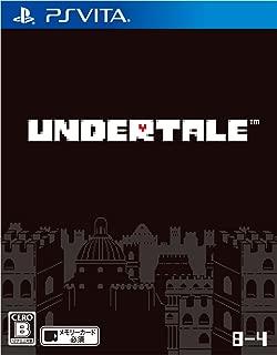 UNDERTALE - PSVita (【永久封入特典】ストーリーブックレット 同梱)