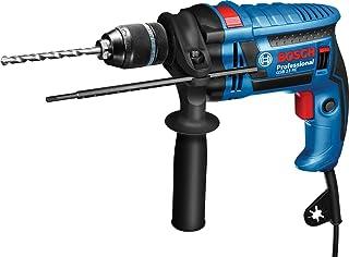 Bosch Professional slagborrmaskin GSB 13 RE (600 watt, inklusive djupanslag 210 mm, snabbchuck 13 mm, i kartong)