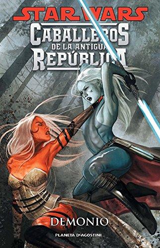 Star Wars Caballeros de la Antigua República nº 09/10: Demonio (Star Wars: Cómics Leyendas)