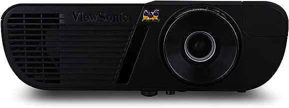 ViewSonic PJD7720HD Proyector LightStream Full HD 1080p (DLP, 1920 x 1080, 3.200 ANSI lumens,HDMI 3D, 10W), color negro