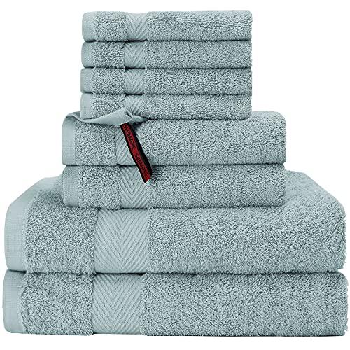SEMAXE: toallas de algodón para baño, toalla de lujo para hotel y spa