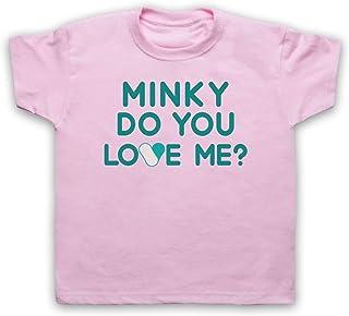 Inspired Apparel Inspire Little Big Skibidi Ilych Cross Stomp Dance Move Officieux T-Shirt de lenfant Vêtements