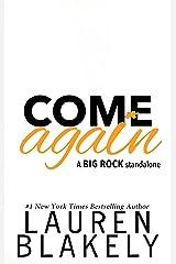 Come Again Kindle Edition