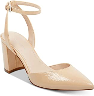Marc Fisher Womens Cedrina Pointed Toe Ankle Strap D-Orsay Pumps US