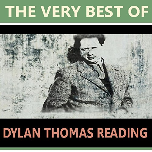 『The Very Best of Dylan Thomas Reading』のカバーアート