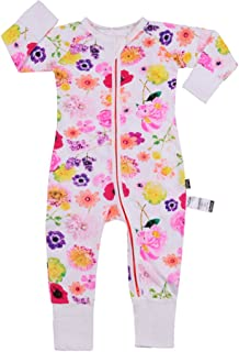 5d1308583d Pigiama Bimba Pagliaccetti Bambino Tutine Neonato Cotone Costume Outfits  con Cerniera 3-6 Mesi