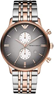 Best rose gold armani watch mens Reviews