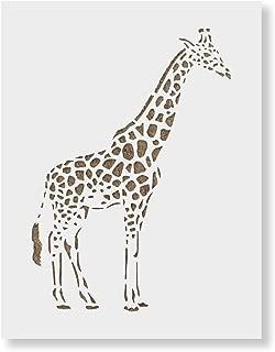 Best giraffe stencil template Reviews