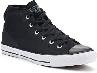 Converse Mens Chuck Taylor All Star Syde Street Mid Canvas Trainers
