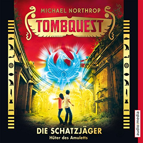 Hüter des Amuletts audiobook cover art
