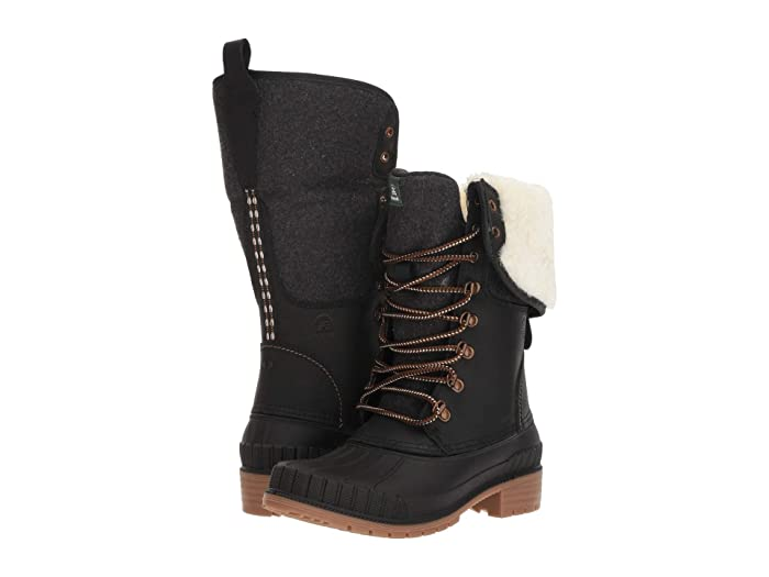 Kamik SiennaF2 (Black) Women's Cold Weather Boots