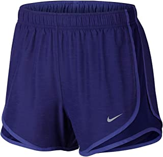 Nike Women's Dri-FIT Tempo Running Shorts Purple