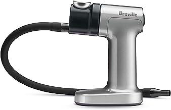 Breville BSM600SIL the Smoking Gun Food Smoker, Silver