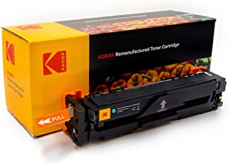 KODAK 410A CF411A Cyan Compatible Toner Catridge with HP printer