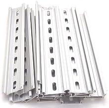 beihuazi® 6 stuks montagerails DIN-rail hangrail kast voor verdeelkast schakelkast inbouw, 35 mm breed, 7,5 mm hoog, lengt...