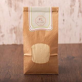 süssundclever.de Sojamehl Bio   5 kg Vorratspack 5 x 1 kg   Premium Qualität: hochwertiges Naturprodukt   plastikfrei abgepackt in ökologisch-nachhaltiger Bio-Verpackung
