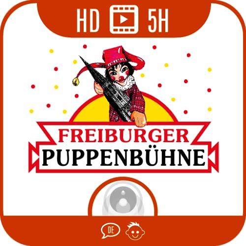 Freiburger Puppenbühne - Kaspertheater HD Komplett (8 Stücke & 5 Stunden Spielzeit)