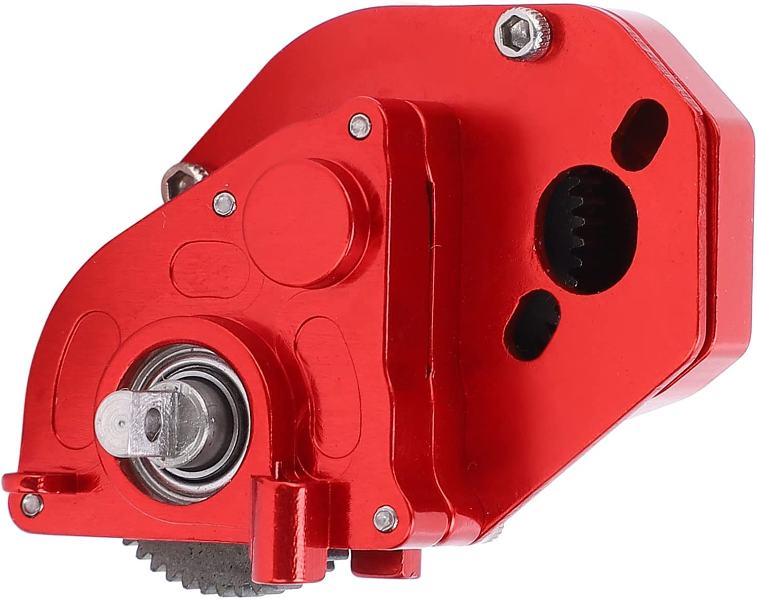Factory outlet VGEBY RC Gearbox Aluminum Gear Box with 9 SCX24 Axial Some reservation Compatible