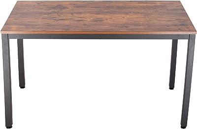 Amazon Com Sauder 408289 Office Port Executive Desk Dark Alder