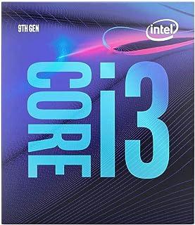 INTEL CPU i3-9100 / 4コア / 6MB キャッシュ / FCLGA1151 / BX80684I39100【BOX】 [並行輸入品]