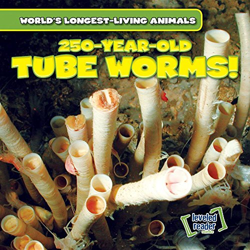 250-Year-Old Tube Worms! (World's Longest-Living Animals)