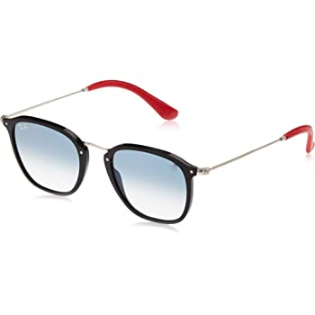 Ray-Ban Rb2448nm Scuderia Ferrari Collection Square Sunglasses