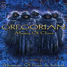 Gregorian - Masters of Chant: Moments of Peace in Ireland [Alemania] [DVD]