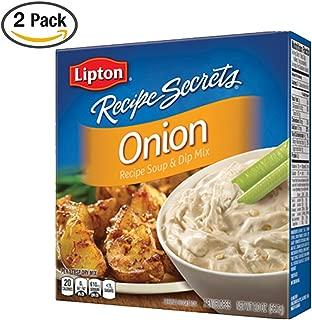 Lipton Recipe Secrets Onion Soup and Dip Mix 2 ea (2 Pack)