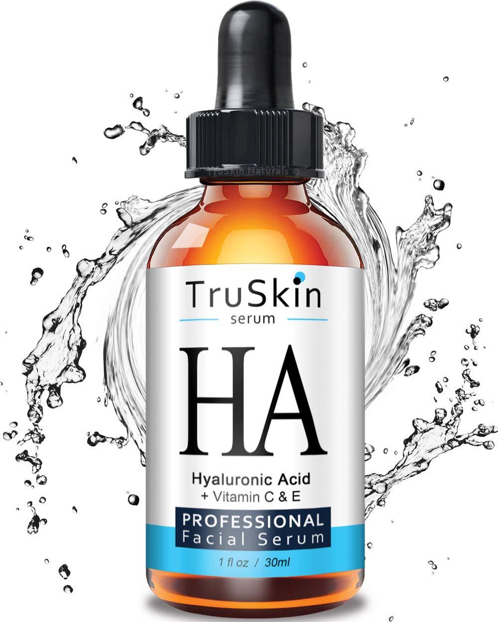 Hyaluronic Acid Serum Vitamin Organic