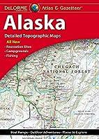 Delorme Atlas & Gazetteer Alaska
