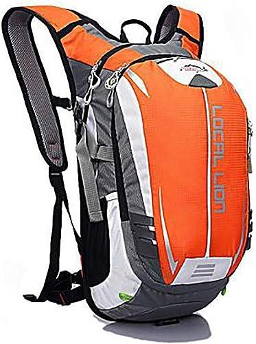 XYde plein air Alpinisme Sac Loisirs Voyage en Plein air étanche Haute Qualité Nylon Riding Sac à Dos pour Hommes Femmes,B