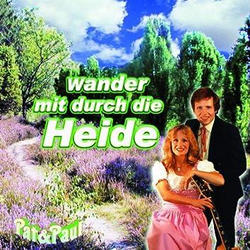 Wander mit durch die Heide