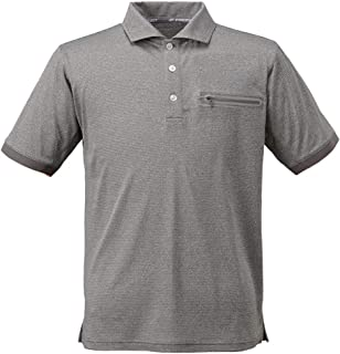 BOWBUWN ライトストレッチポロシャツ 杢グレー(94) Mサイズ Y1437-M-94 アパレル メンズ メンズ(その他) ab1-1196564-ak [並行輸入品]