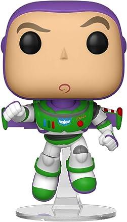 Funko- Pop Vinilo: Disney: Toy Story 4: Buzz Lightyear Figura Coleccionable, (37390)