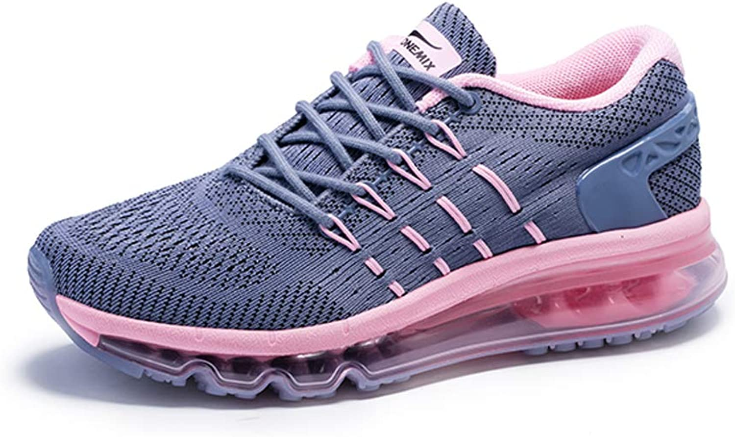 ONEMIX Unisex Air Cushion Sneaker Breathable Athletic Training Casual Tennis shoes