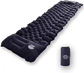 Flantree Camping Sleeping Pad, Built-in Pump Inflatable...