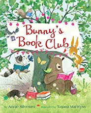 Image of Bunnys Book Club by. Brand catalog list of Doubleday Books for Young.