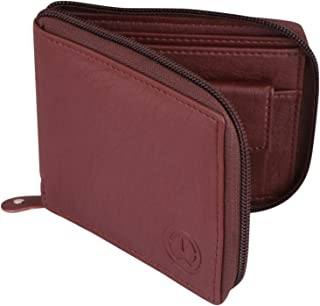 TnW Small Women's Wallet -PU Leather Multi Wallets | Credit Card Holder | Coin Purse Zipper -Small Secure Card Case/Gift W...