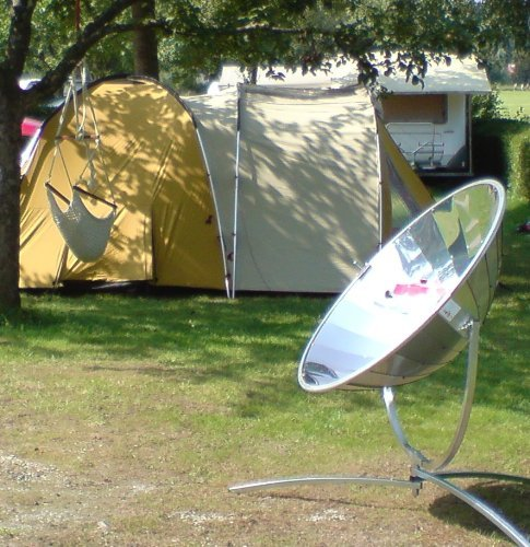 Solarkocher 140 cm Parabolspiegel – super Qualität - 4