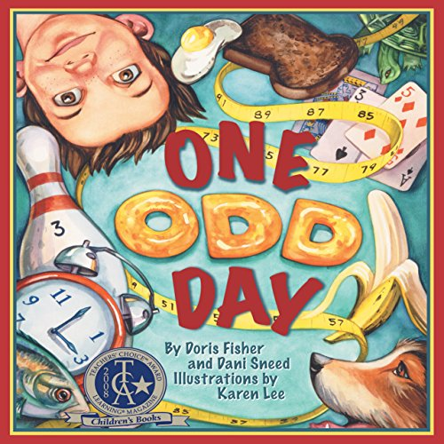 One Odd Day audiobook cover art
