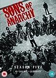 Sons Of Anarchy: Complete Season 5 (4 Dvd) [Edizione: Regno Unito] [Italia]