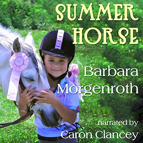 Summer Horse audiobook cover art