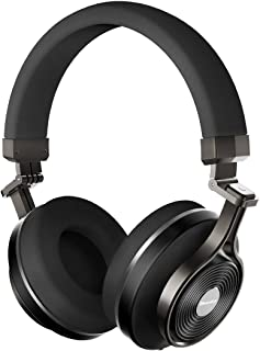 Bluedio T3 (Turbine 3rd) Extra Bass Wireless Bluetooth 4.1 Stereo Headphones For Iphone 7 And 7 Plus And Samsung S8 And S8...