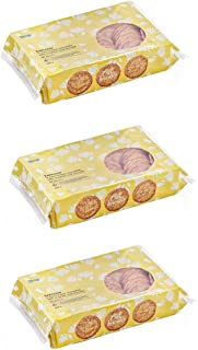 IKEA KAFFEREP Oat biscuits (Pack of 3, Total 15 OZ, 5 OZ Each)