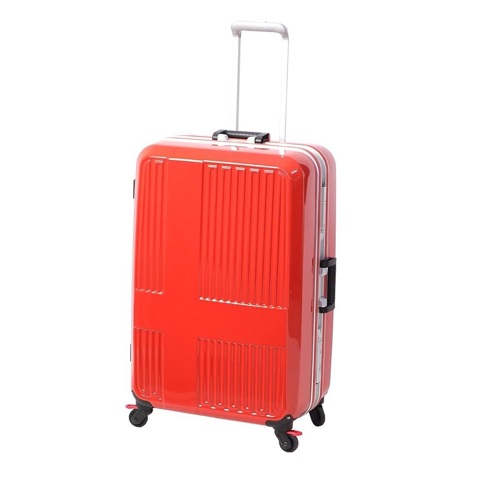 プロポーショナル立ち向かうラフト[イノベーター] スーツケース フレーム INV675 大型 ストッパー 保証付 90L 76 cm 5.7kg