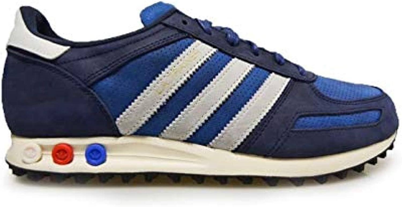 Adidas Men's LA Trainer Trainers bluee,